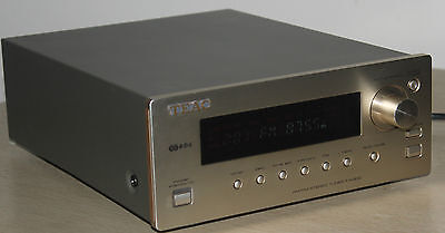 TEAC T-H300 RDS AM/FM Stereo Tuner Radio 300 reference series champagne seperate