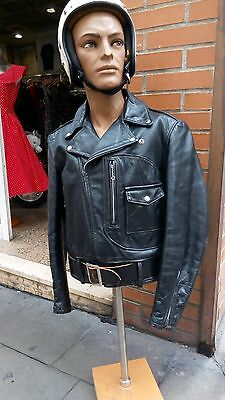 Oakbrook Sportwear Leather Jacket D Pocket.sears Roebuck.no Hercules Horsehide