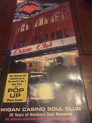 Wigan Casino 'Pop up'  Does Not Include CD