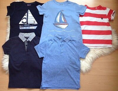 Boys Age 4-5 Years Next Bundle ~ T-Shirts! Excellent Condition