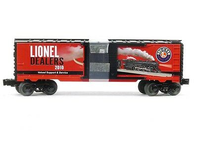 Lionel 6-39341 Dealers Appreciation 2010 Box Car O Scale Model Trains Railroads