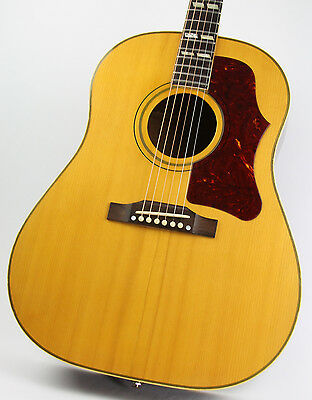Vintage 1958 Gibson Country Western Player's Grade Flat Top W/ Case
