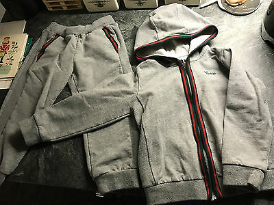 Gucci Baby Hooded Tracksuit 24 months