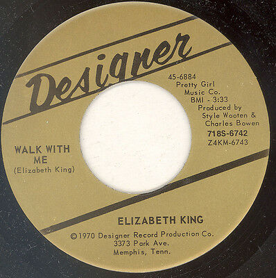 "ELIZABETH KING ""Walk With Me"" DESIGNER"