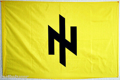 Flag Azov Polk * Ukrainian Army Battalion 120*80 Cm Ukraine Conflict With Russia