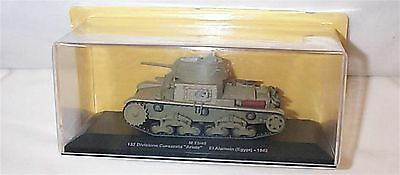 M 13/40 Tank ww11 vehicles 1-43 scale new in case