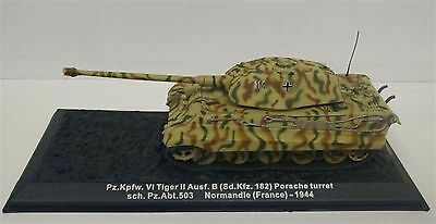 Pz.Kpfw. V1 Tiger 11 Ausf tank 1944 1-72 scale new in case sealed