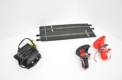 Vintage Scalextric Start grid /2 Controllers/throttle & Power Supply Transformer