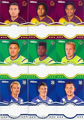 *7 Day Special* 2016 NRL ESP Traders Faces of the game Full set of 48 cards