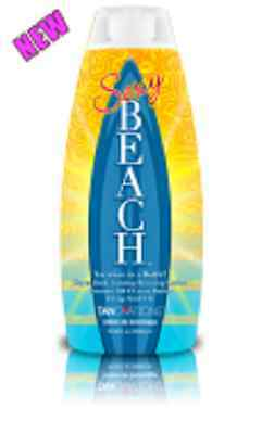 Brand New Ed hardy SEXY BEACH Tanning lotion 10 oz