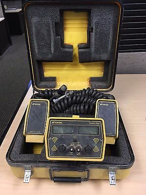 TopCon System 4 with Trackers and Cables