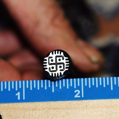 A Very Large Tip Jewelry Stamp, Good For Gold And Silversmiths