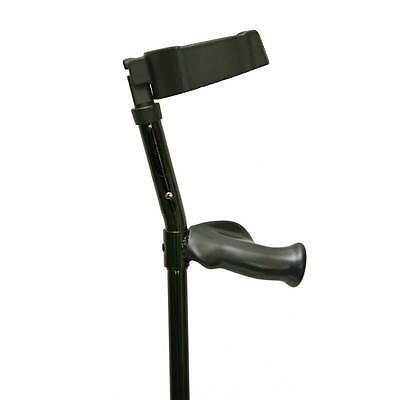 InMotion Pro Forearm Crutches - Spring Assisted, Lightweight, Standard Height