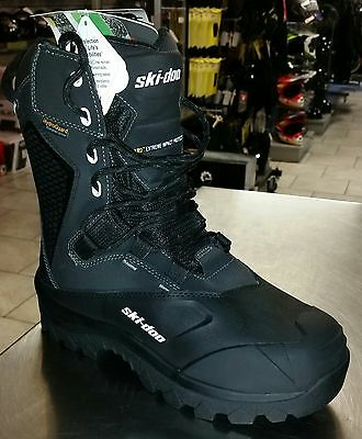 Ski-Doo Men's TEC+ Boots / Black / 444217