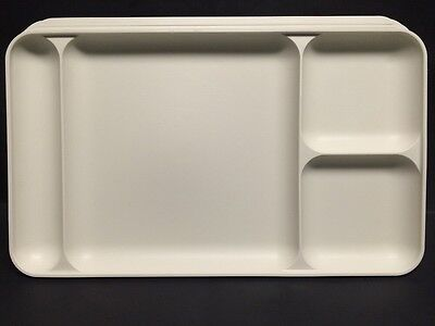 Tupperware 6 Lunch Trays