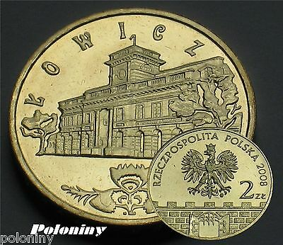 Coin Of Poland - Historical Polish Cities - Lowicz (Mint)
