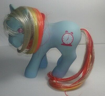 Vintage My Little Pony G1 BRIGHT EYES ( RARE AND HTF ) BEAUTIFUL