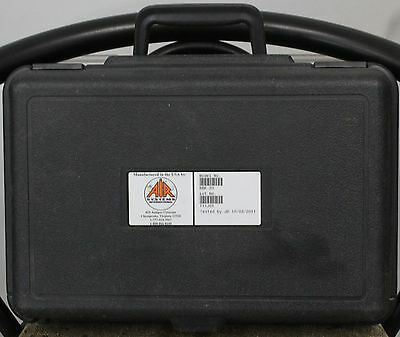 Air Systems International Bbk-20 Co Monitor Calibration Kit Used Nice Case