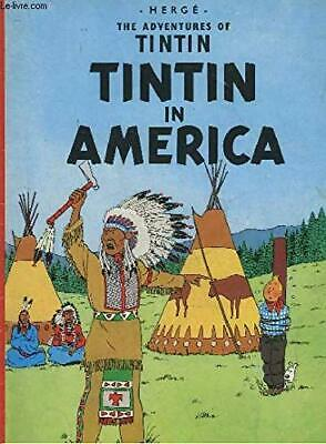 Tintin in America (Adventures of Tintin / Herg�) by Herge Paperback Book The
