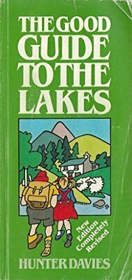 The Good Guide To The Lakes by Davies, Hunter Paperback Book The Cheap Fast Free