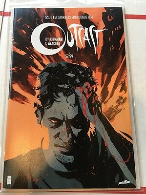 2014 Outcast #1 NM+ 1st Print Darkness Surrounds Him Cinemax