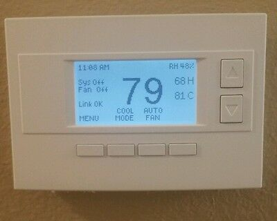 Clare Controls Wifi Thermostat and Humidistat