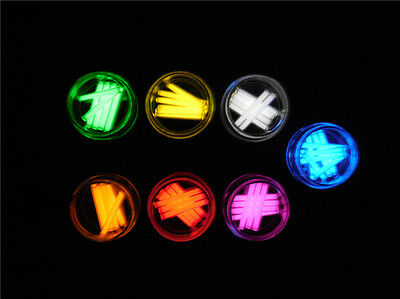 "Hot Sale 22.5""Tritium luminescence Device Natural lighting Growth Eight Color"