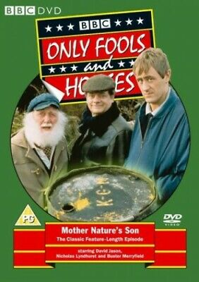 Only Fools and Horses - Mother Nature's Son [1981] [DVD] - DVD  9EVG The Cheap