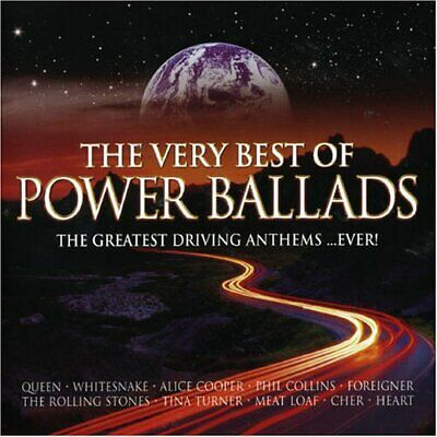 Various Artists - The Very Best Of Power Ballads - Various Artists CD 16VG The
