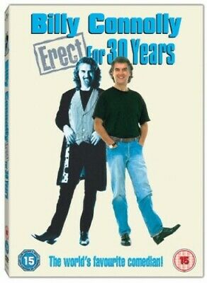 Billy Connolly: Erect For 30 Years [DVD] - DVD  7EVG The Cheap Fast Free Post