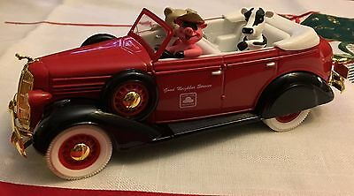State Farm Insurance ~ Rare Die-Cast 1936 Dodge Car ~ 1/28 scale ~ Coin Bank