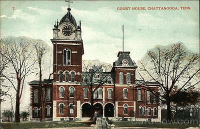 Chattanooga TN Court House Hamilton County,Marion County Tennessee Kwin & Co. PC