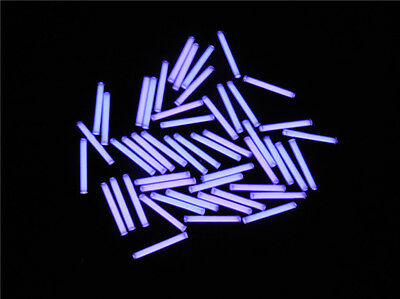 "Hot Sale 22.5""Tritium luminescence Device Natural lighting Growth  PURPLE"