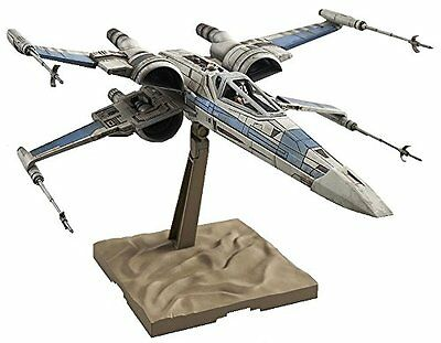 Star Wars X-Wing Fighter Resistance 1:72 Bandai Modellbausatz (Japan Import)