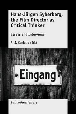 Hans-J: Essays and Interviews by R. J. Cardullo (English) Paperback Book Free Sh