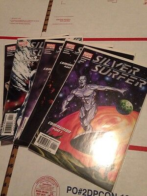 Silver Surfer #1 2 3 4 5 NM Communion Marvel See Other Listings