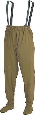 Hodgman GMWDE Gamewade Packable Chest Wader Size XL/XXL PVC Brown