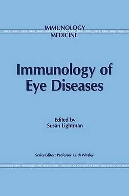 Immunology of Eye Diseases (English) Hardcover Book Free Shipping!