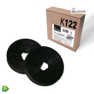 Carbon Charcoal Filter K122 for ART, BICOLORE, CURVE, LIBERA, PASSO, SINGLE