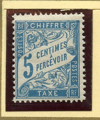 Stamp / Timbre De France Taxe Neuf N° 28 **