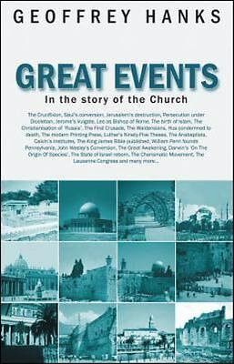 Great Events In The Story Of The Church New Paperback Book