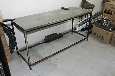 Stainless Steel Table Kitchen Work Top 3