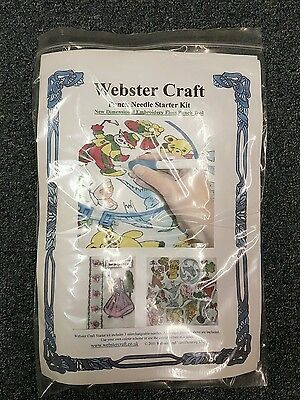 Webster Craft Punch  Needle Embroidery Floss Punch Tool