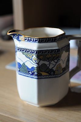 Royal Doulton jug 14cm Merryweather pattern perfect condition PRICE REDUCED