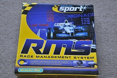 Scalextric RMS Race Management System C8143 NEW BOXED