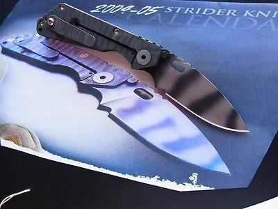 Vintage 2004 made Strider SNG for Tad Gear ( SMF ) fans