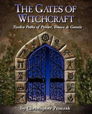 The Gates of Witchcraft by Christopher Penczak Paperback Book (English)