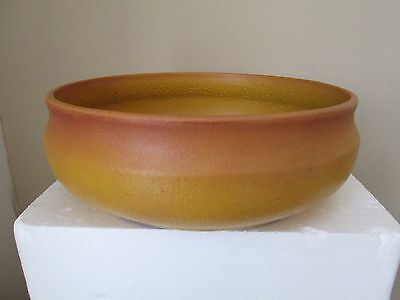 """Blue Mountain Pottery BMP Native Series lrg 12"""" Bowl un-decorated"""