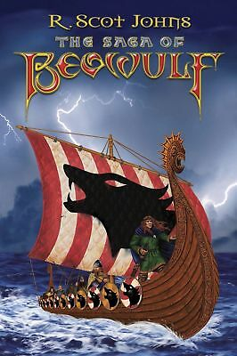 The Saga of Beowulf by R. Scot Johns Paperback Book (English)