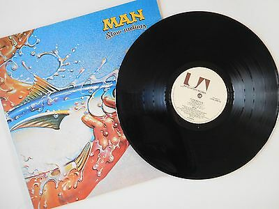 MAN ( Slow Motion ) UK 1974 1st Pressing Mint Condition